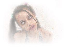 horror digital illustrations
