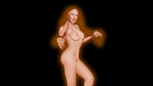 Satanico pandemonium nude Salma Hayek naked