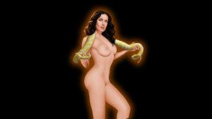 salma hayek fully naked hard porn art